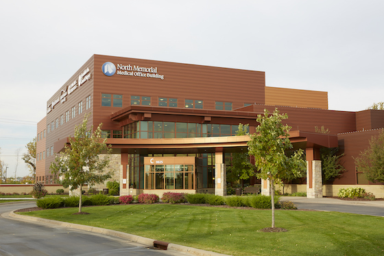 SGS North Memorial Medical Office Building – Maple Grove